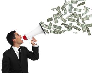 Megaphone_Money